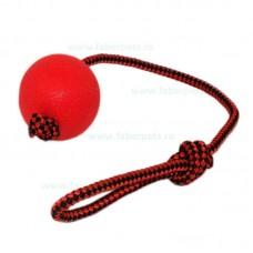 Jucarie minge cu sfoara 6 cm