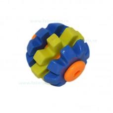 Jucarie minge cu trei piese 7 cm