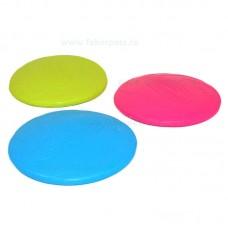 Jucarie caini disc cauciuc Frisbee 18 cm