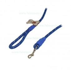 Lesa cordelina albastru 12 mm/120 cm