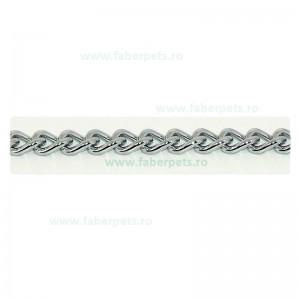 Zgarda strangulanta metalica 2,5x700 mm