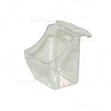 Hranitor simplu transparent