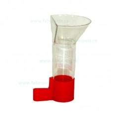 Hranitor palnie exterior pentru pasari 12,5 cm