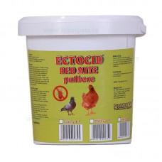Ectocid pulbere RED MITE pentru gaini si porumbei 140 gr
