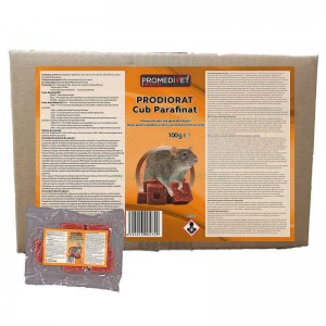 PRODIORAT cub parafinat 100 gr