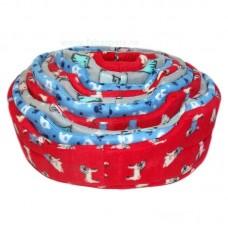Culcus-patut textil cu burete 31-70 cm 10/set
