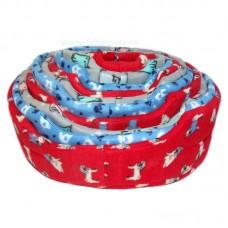 Culcus-patut plusat cu burete 35 cm
