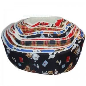 Patut textil oval imblanit 35-72 cm 10/set